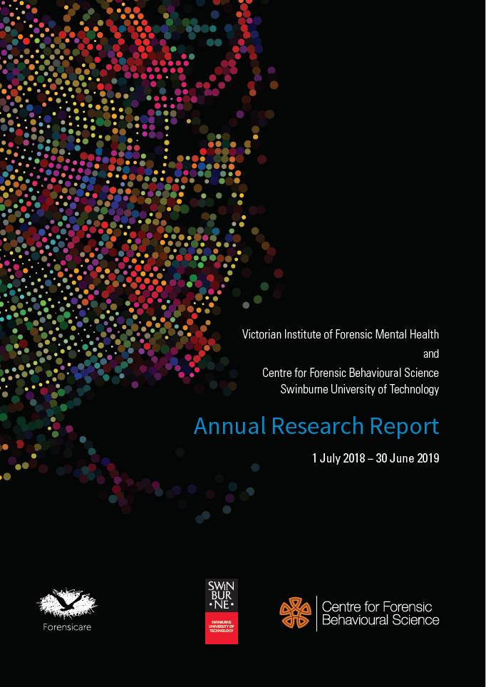 Annual Research Report 2018–2019