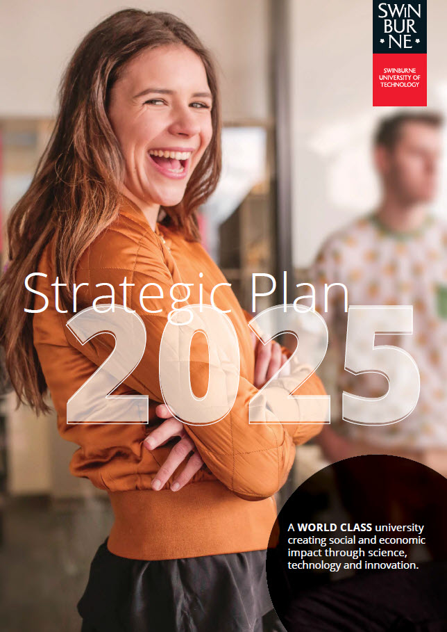 Our 2025 Strategic Plan