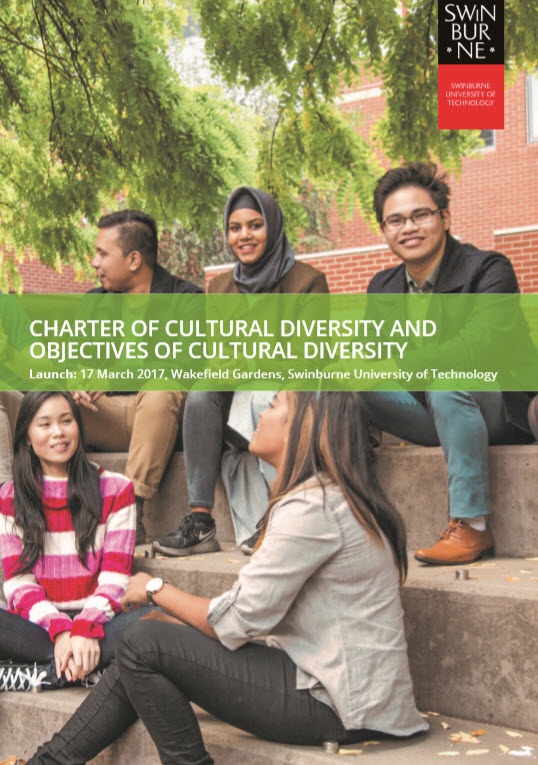 Download the Swinburne Cultural Diversity of Objectives