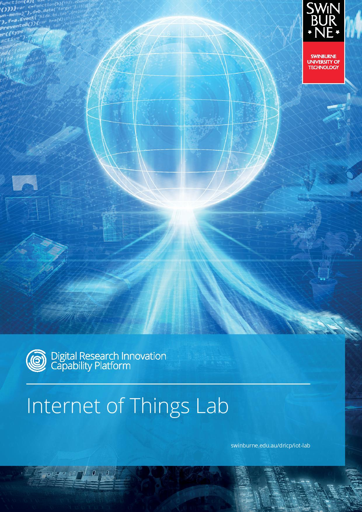The Internet of Things (IoT) Lab