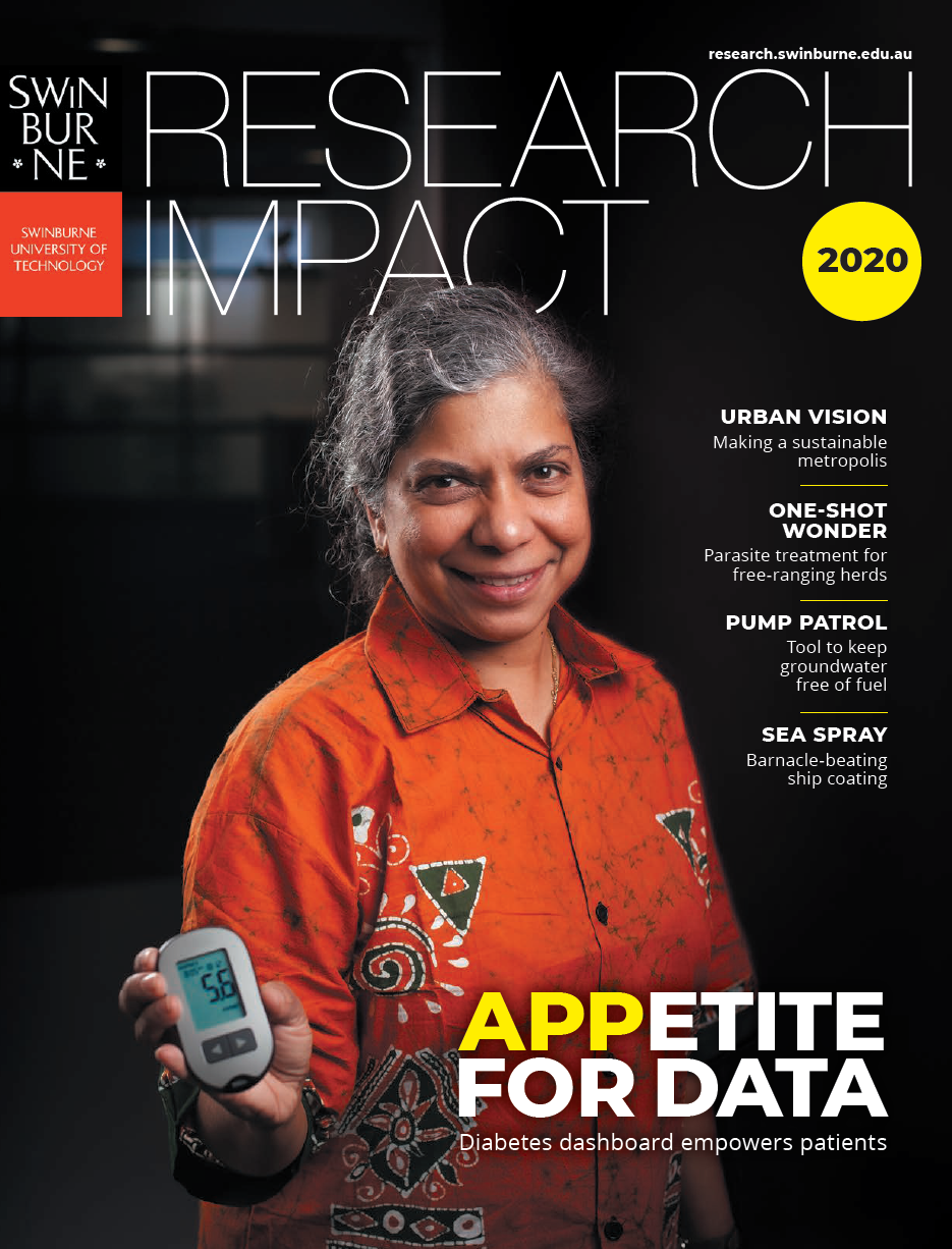 Research Impact magazine 2020 edition