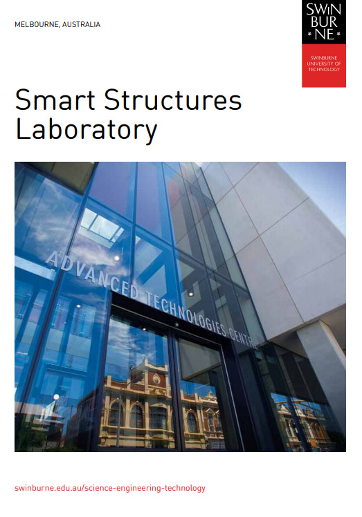 Smart Structures Laboratory brochure