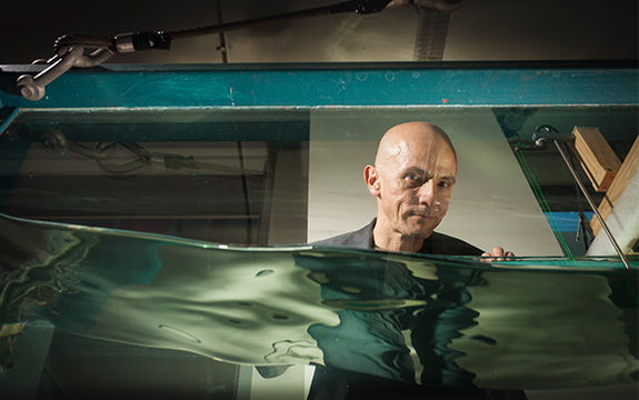 Professor of Fluid Dynamics, Richard Manasseh, is one of four Swinburne researchers who have collectively received more than $909,000 in Australian Research Council Linkage Project funding.
