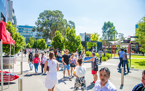 Profits from Community Bank® at Swinburne will support the Swinburne community in a variety of ways, including scholarships, research funding grants and infrastructure projects.