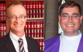 David Buchanan and Father Paul Kelly have spearheaded pushes to abolish the gay panic defence