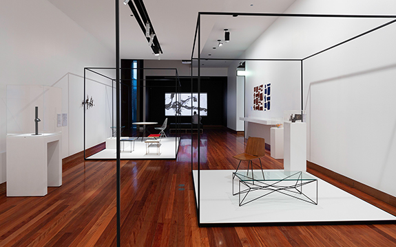 Clement Meadmore furniture design exhibition