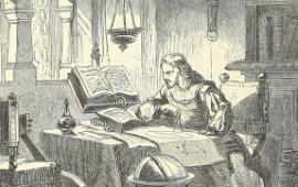 In the seventeenth century lawyers, civil servants and other new professionals began to work from offices