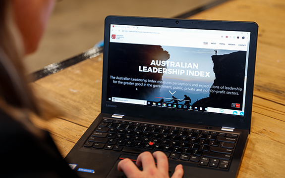 Swinburne's Index data is collected through quarterly surveys overseen by the research team, with a full year's worth of data now available on the portal.