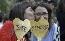 Some in the Catholic community previously labeled the Safe Schools program as 'controversial'. | Image: Mal Fairclough/AAP