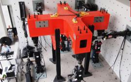 Multi axis substructure testing system