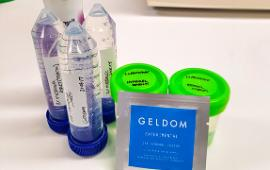 Project Geldom uses new tough hydrogel materials to improve feeling and increase regular use.