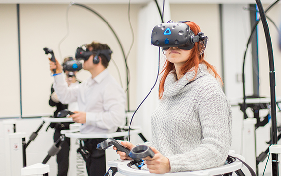 The research aims to provide evidence of the types of people who will respond to and benefit from virtual reality as a treatment for chronic pain.