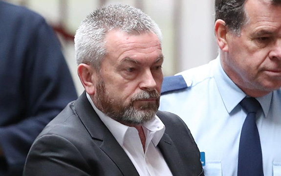 Earlier this year Borce Ristevski was sentenced to nine years imprisonment with a minimum of six years for the manslaughter of his wife.
