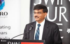 Professor Jugdutt (Jack) Singh will assume the position of Chief Adviser to the State Government of Sarawak on a three year secondment from Swinburne.