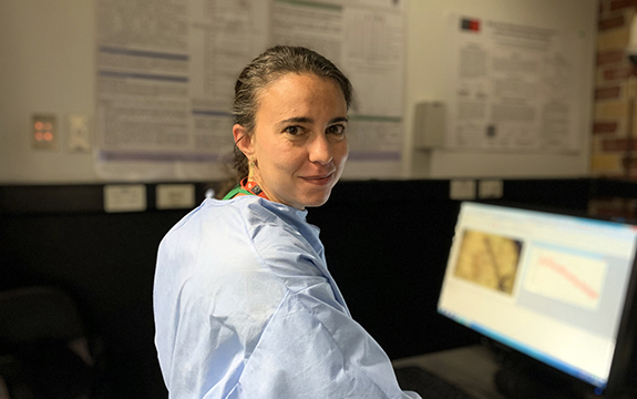 Dr Blanca del Rosal Rabes recently received a 2020 Australian Research Council Discovery Early Career Researcher Award worth $427,116 to further her work.