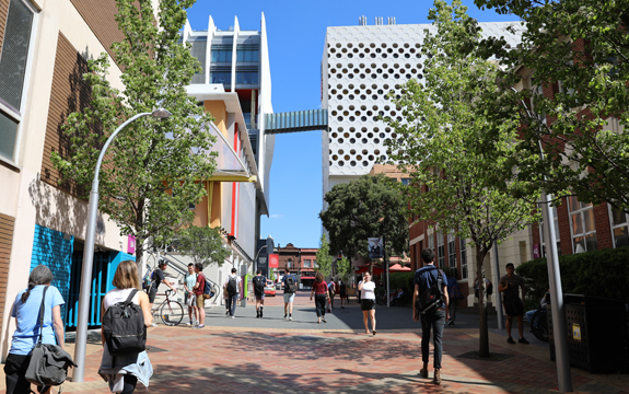The 2020 Times Higher Education World University Rankings place Swinburne at 389 overall, up 52 places.