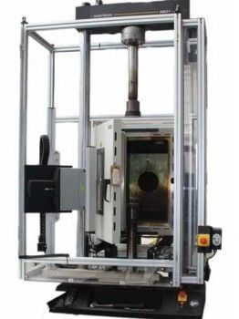 Instron 8801 100 kN Dynamic Testing Machine With Temperature Chamber