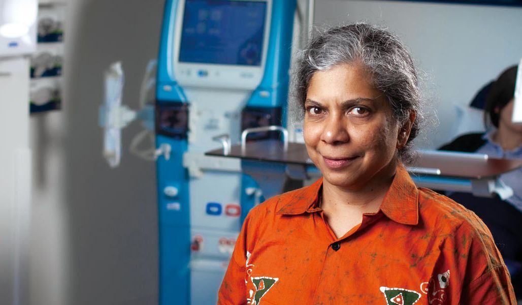 Photograph of Professor Nilmini Wickramashinghe.