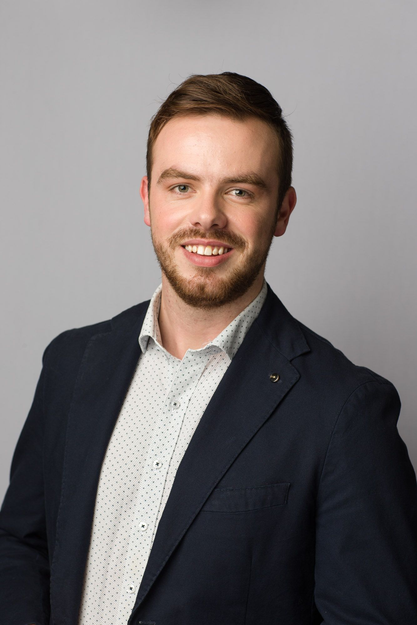 Swinburne Professional Leadership Team Mitchell Bailes