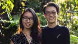 Eileen Phoan and Fabian Tan, founders, Left & Right Artisan Handcraft