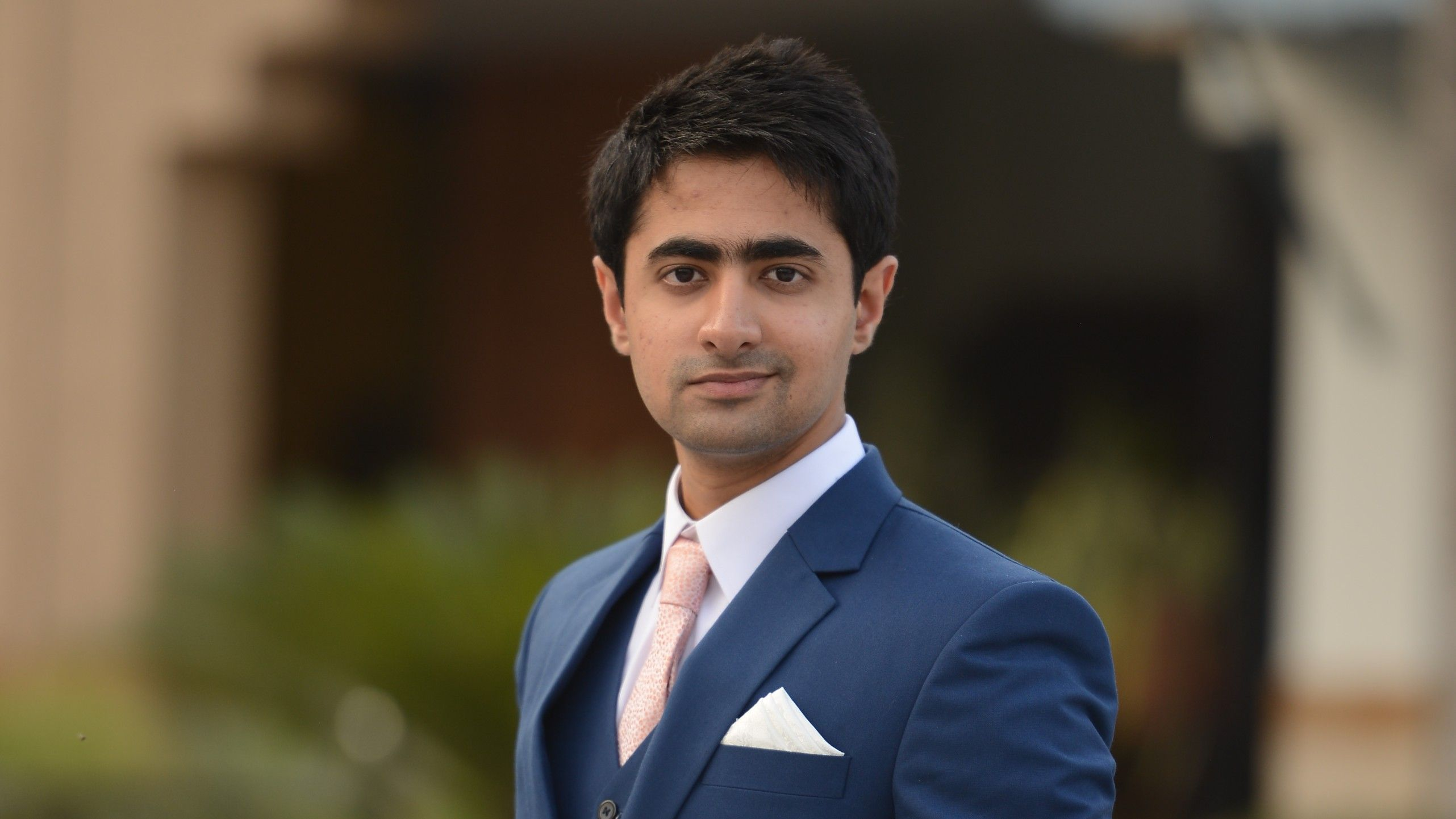 Junaid Farooq, Bachelor of Business (Accounting and Finance) alumnus and Client Services Associate - Western Asset Management