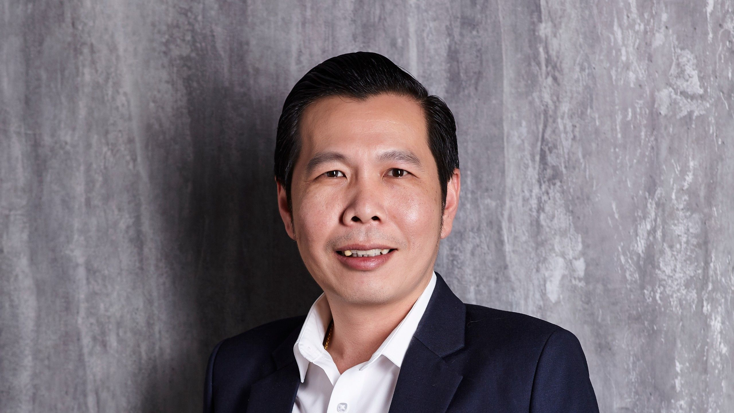 Nuttapoon Nimmanphatcharin, MBA and PhD in Strategic Management alumnus, and President and Chief Executive, Thailand's Digital Economy Promotion Agency (DEPA)