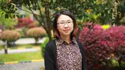 Yue Chenxi, Bachelor of Business (eCommerce) alumna and Marketing Operations Manager at Chinasoft International
