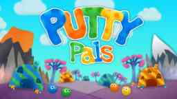 Logo of the student game Putty Pals