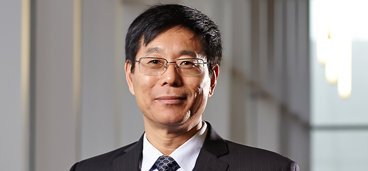 Professor Qing-Long Han, Pro Vice-Chancellor (Research Quality)