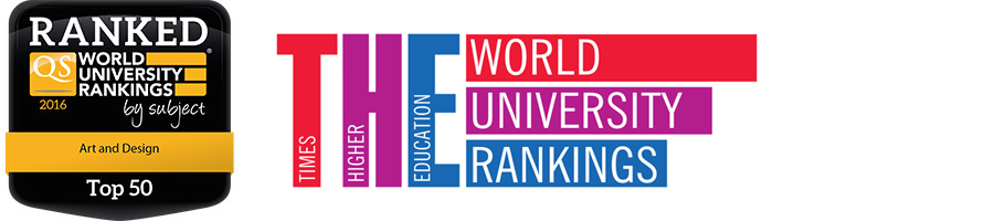 Logos from The QS World University Rankings and Times Higher Education ranking organisations