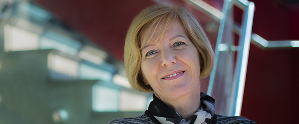 Professor Pascale Quester is Swinburne's Vice-Chancellor and President.