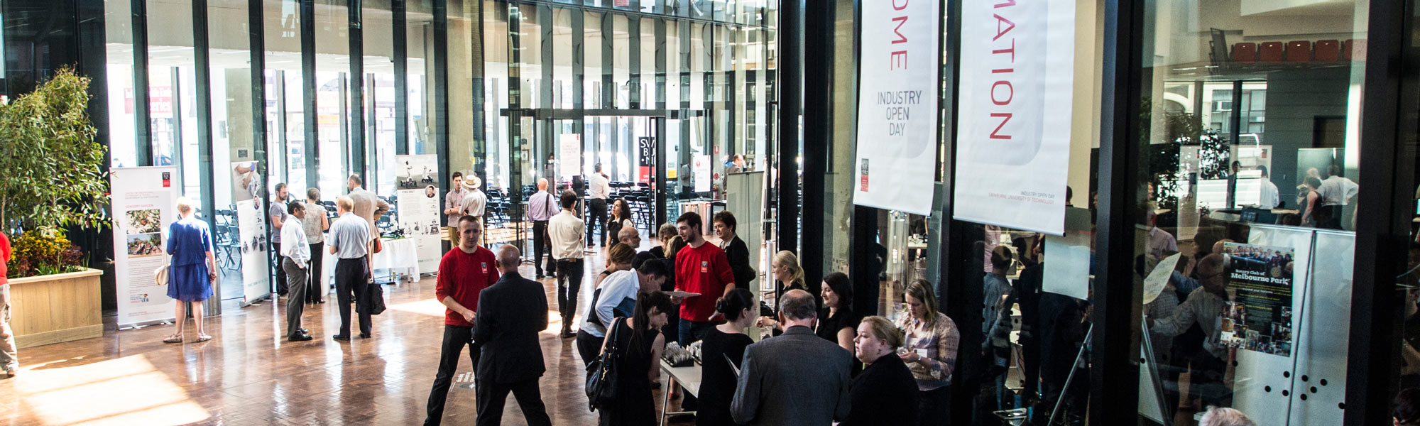 Swinburne Industry Open Day 2014