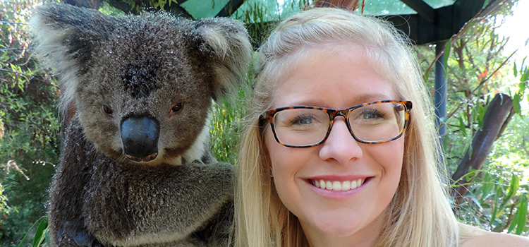 Carla Phillips, Business Development Manager, Zoos Victoria