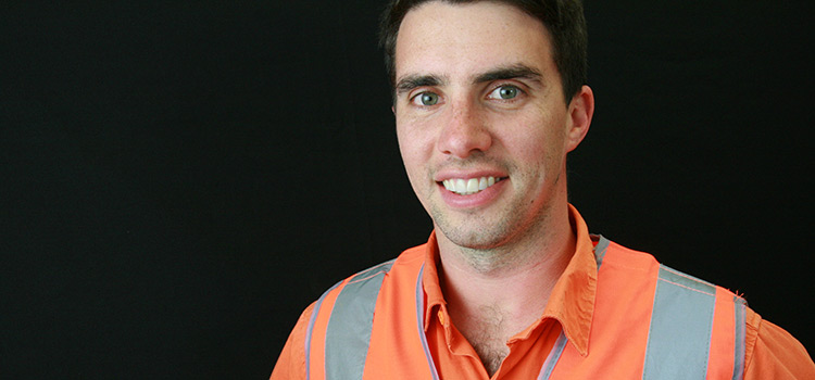 Rhys Hannan, Project Manager - Interstate Network, Australian Rail Track Corporation (ARTC)