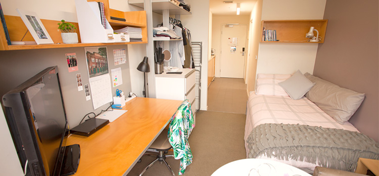 Studios On Campus Accommodation Swinburne University