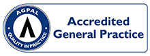 Accredited General Practice logo
