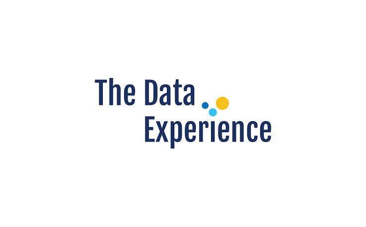The data ecperience logo.