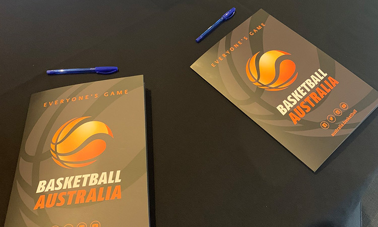 Basketball Forum on Women and Girls Strategy - Folders