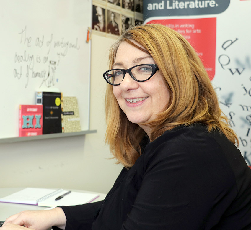 Dr Carolyn Beasley, Program Director and Senior Lecturer, Writing at Swinburne