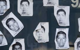 Photos of some of the 43 Mexican college students who disappeared in 2014 and are feared to have been massacred by gang members and police. Screen depictions of Mexico's drug trade mostly ignore their human cost. Image: Jorge Lopez/Reuters