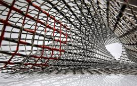 Metal mesh structure