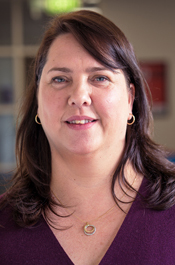 Corporate headshot of Swinburne Professional consultant, Angela Steiner.