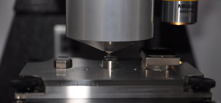 Hysitron TI Premier Nanoindenter, part of Swinburne's microfabrication facility
