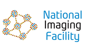 Logo for the national imaging facility