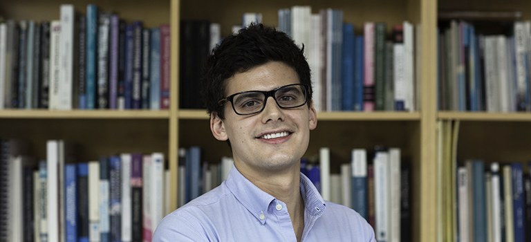 Michael Lo Bianco is a PhD at Swinburne's Centre for Design Innovation.