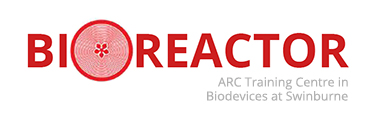 The ARC Training Centre in Biodevices Bioreactor logo