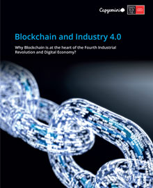 Blockchain and Industry 4.0 brochure