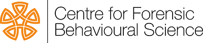 Logo for the Centre for Forensic Behavioural Science.