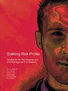 The cover of Stalking Risk Profile, authored by Centre for Forensic Behavioural Science staff.