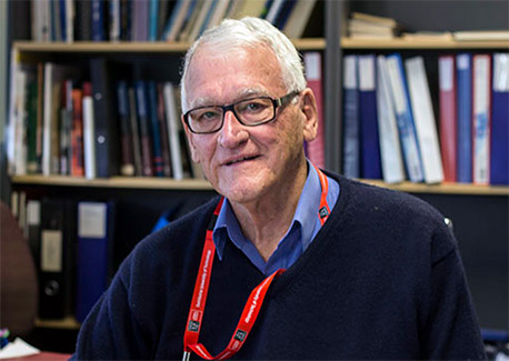 Professor Tom Spurling awarded ANZAAS Medal for scientific achievement